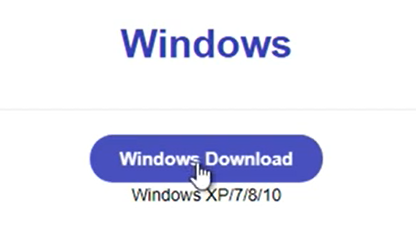 How to download ProperSoft converter Win Step 5: Window download