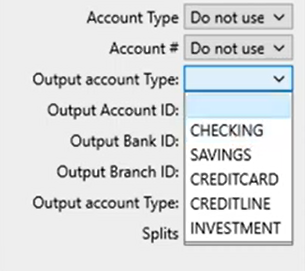 Mapping CSV files Step 11: review mapping output
