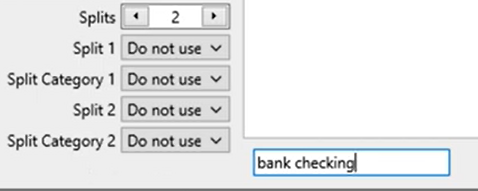 Mapping CSV files Step 13: save mapping name
