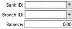 Set attributes to convert to the OFX format Step 7: Balance