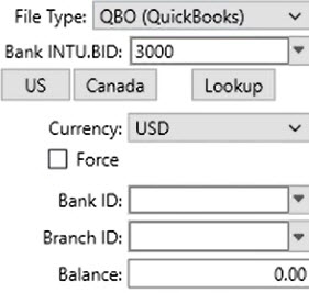 How to use Transactions Step 10: other applicable attributes