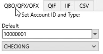 How to use Transactions Step 7: output format