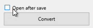 How to use PDF2QBO converter Step 27: convert